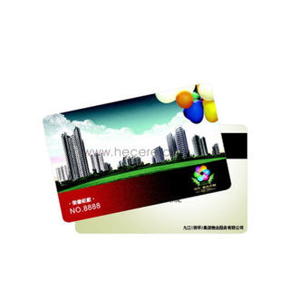 Property Management Card