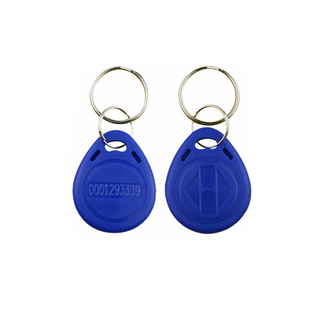 Number 2 RFID ABS Keyfob