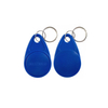 Number 4 RFID ABS Keyfob