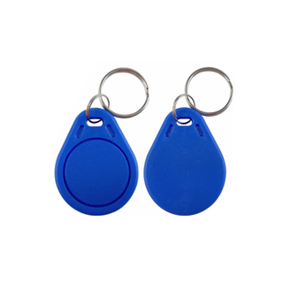 Number 3 RFID ABS Keyfob