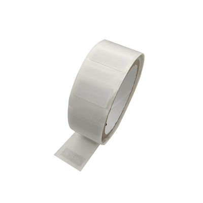 30*15mm Fudan F08 RFID 13.56Mhz HF Paper Label