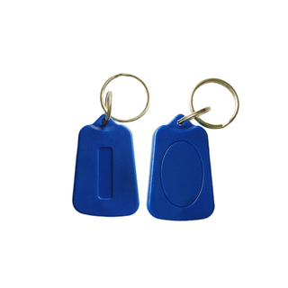 Number 7 RFID ABS Keyfob