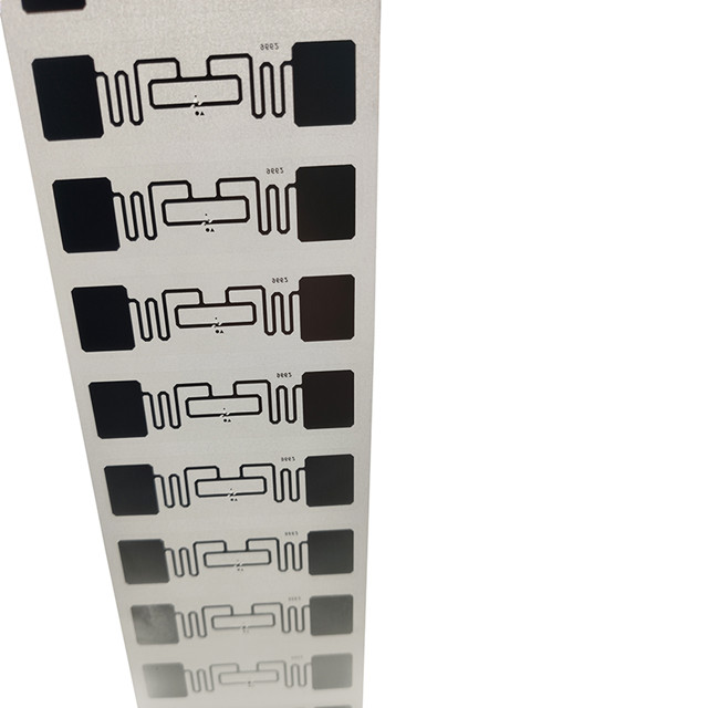 9662 Alien H3 RFID UHF Wet Inlay